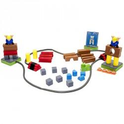Társasjáték Építs vagy bumm Szórakoztató játékok