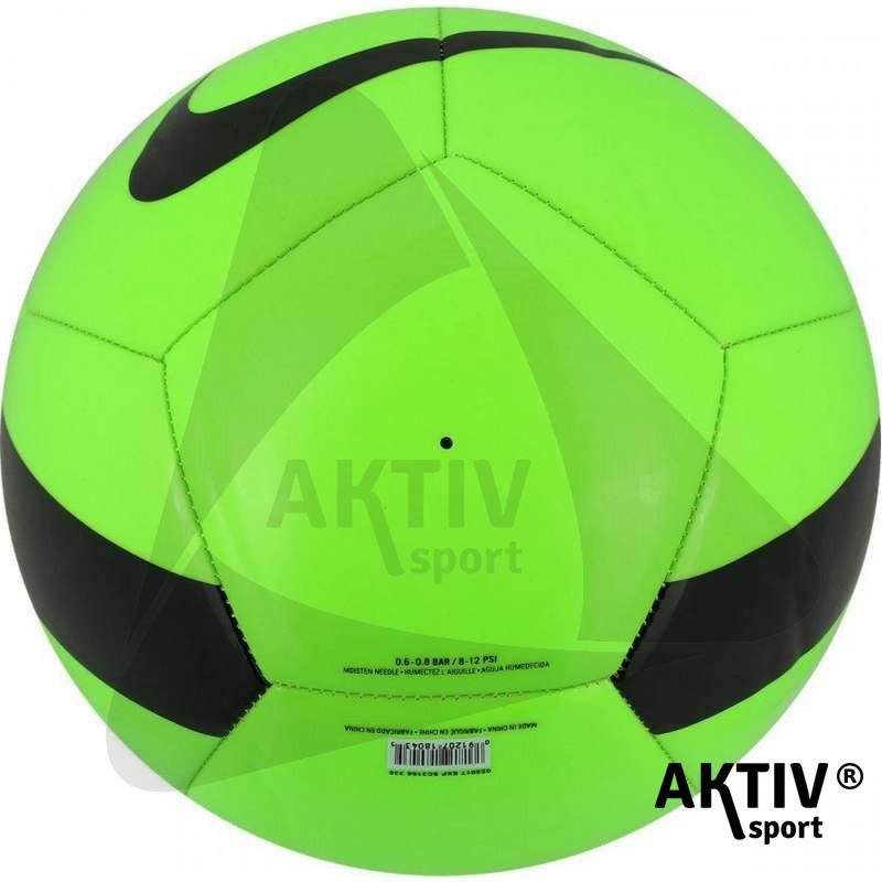 f5ed1f4549 Focilabda Nike Pitch Team zöld-fekete méret: 5 - Futball labda ...