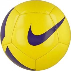 Focilabda Nike Pitch Team sárga-lila méret: 5 Sportszer Nike