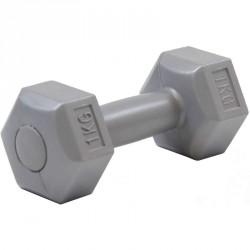 Aktivsport kézisúlyzó cementes 1 kg szürke Sportszer Aktivsport