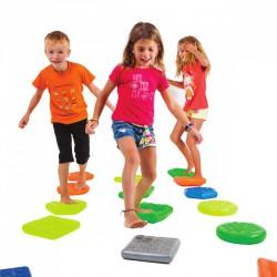 Érzékelős egyensúlyozó párnácskák alakzatokban Sportszer Amaya