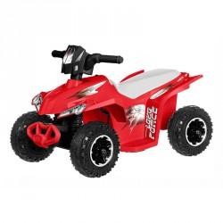 Elektromos quad 6V piros Játék