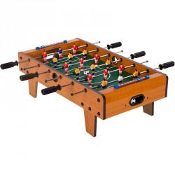 Csocsóasztal Mini 70x37x25 cm Hobbi csocsóasztal