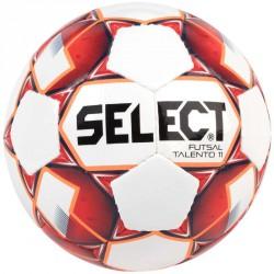Futsal labda Select Talento 11 2019 fehér-piros Sportszer Select