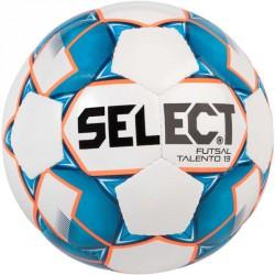 Futsal labda Select Talento 13 2019 fehér-kék Sportszer Select