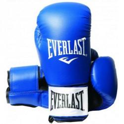 Edzőkesztyű Everlast Moulded PU műbőr kék Sportszer Everlast