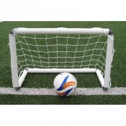 28678ff5e87f Mini focikapu hálóval 90x60 cm fehér Sportszer Liski ...