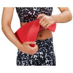 Négyszög alakú egyensúlyozó Trendy Bamusta Cuatro 48x39x6 cm piros Sportszer Trendy