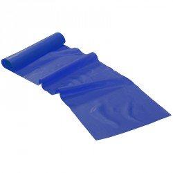 Fitnesz szalag Trendy Limite Band 2,5 m x 15 cm kék extra erős Sportszer Trendy