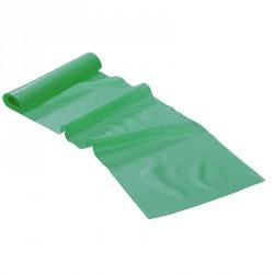 Fitnesz szalag Trendy Limite Band 2,5 m x 15 cm zöld közepes Sportszer Trendy