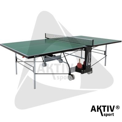 Csomagolás sérült S3-72e zöld kültéri ping-pong asztal
