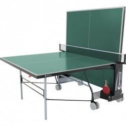 Csomagolás sérült S3-72e zöld kültéri ping-pong asztal Sponeta