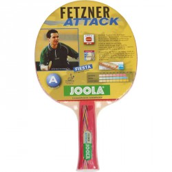 Pingpongütő Joola Fetzner Attack zöld betét Sportszer