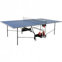 Csomagolás sérült Sponeta S1-73i kék beltéri ping-pong asztal Sportszer Sponeta