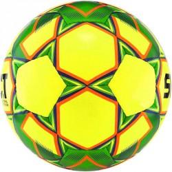 Futsal labda Select Attack Shiny sárga-zöld Sportszer Select