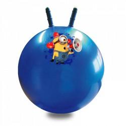 Ugrálólabda Minions mintával 45 cm Játék