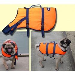 Mentőmellény kutyák számára 15 - 40 kg Búvárfelszerelés, mentőmellény