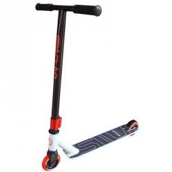 Roller Stunt extrém fehér-piros Extrém roller Spartan