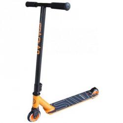 Roller Stunt extrém fekete-narancssárga Extrém roller Spartan