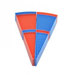 Darts szegmens háromszög szett Darts Spartan