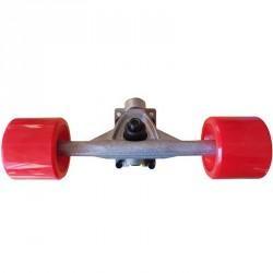 Tengely és kerék szett Longboardhoz Sportszer Spartan