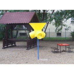 Polyball 2,75 m Játszótéri eszközök