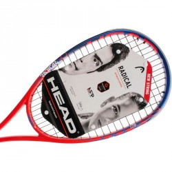 Squashütő Head Graphene Touch Radical 135 Sportszer Head