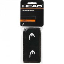 Csuklószorító Head 2,5 fekete Sportszer Head
