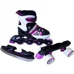 Görkorcsolya és jégkorcsolya Ice Disco Sportszer Spartan