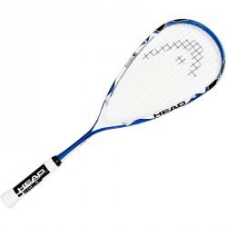 Squashütő Head MicroGel 125 Sportszer Head