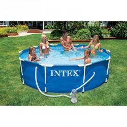 Medence szett Intex Metal Frame fémvázas 305x76 cm Medence Intex