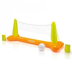 Felfújható röplabda szett Intex medencébe Sportszer Intex
