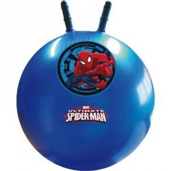 Ugrálólabda Pókember mintával 45 cm Játék