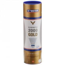 Tollaslabda Victor 2000 Gold kék csík, fehér szoknya Sportszer Victor