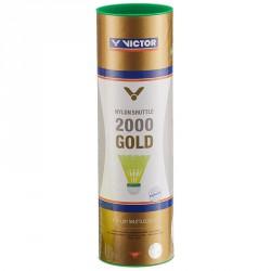 Tollaslabda Victor 2000 Gold zöld csík, sárga szoknya Sportszer Victor