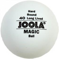 Pingponglabda, Joola Magic, fehér 40 mm, darabra Sportszer Teszt Joola