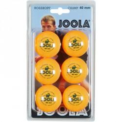 Pingponglabda Joola Rossi Champ narancs 40 mm 6 db/csomag Sportszer Joola
