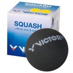 Victor squashlabda - két sárga pöttyel Profi BLACK FRIDAY Victor