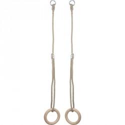 Kötélszáras gyűrűhinta, 1,7 m gyerek 14 mm-es kötéllel Sportszer