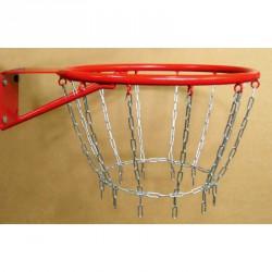 Kosárlabdaháló, horganyzott láncból Sportszer Drenco