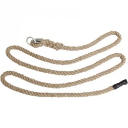 Mászókötél, 3 m, 32 mm kenderkötélből Sportszer