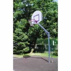 Streetball állvány, lebetonozható 1,2 m benyúlással Sportszer Drenco