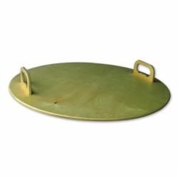 Egyensúlyozó korong, 90 cm két fogóval Sportszer Drenco