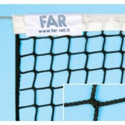 Teniszháló, gépi kötésű, PESANTE 33100002, olasz, sima Sportszer FAR