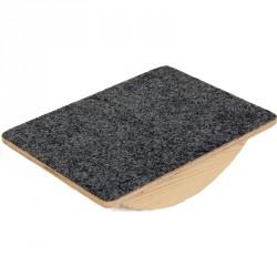 Billenő talp, 40x30 cm Fa egyensúlyozó eszközök Drenco