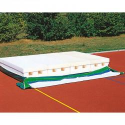 Ugródomb, 400x200x40 cm, PVC Sportszer Drenco
