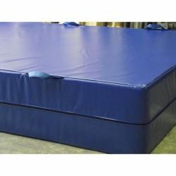 Ugródomb, ponyvában, 300x200x40 cm, PVC Sportszer Drenco