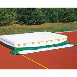 Ugródomb, ponyvában, 400x140x40 cm, PVC Sportszer Drenco