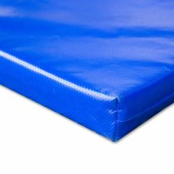 Tornaszőnyeg, 200x100x6 cm, PVC 4 részbe hajtható Sportszer Drenco
