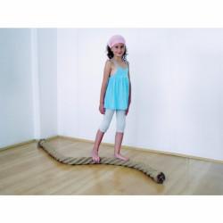 Kígyókötél 2 m, 60 mm-es kötélből Sportszer